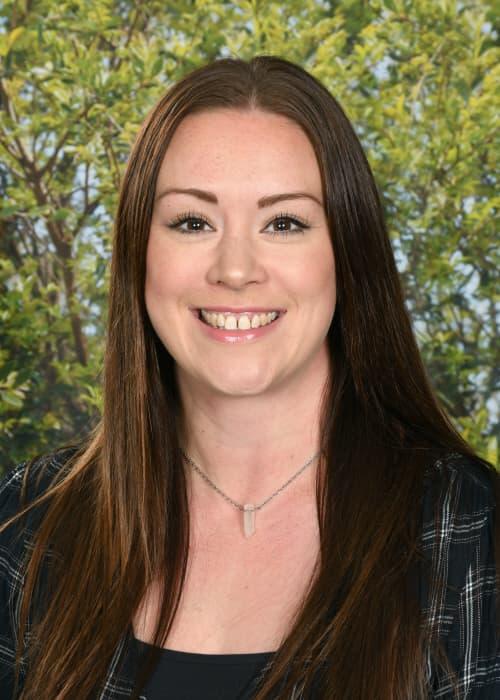 MDHS Staff Photo of Sarah Moug